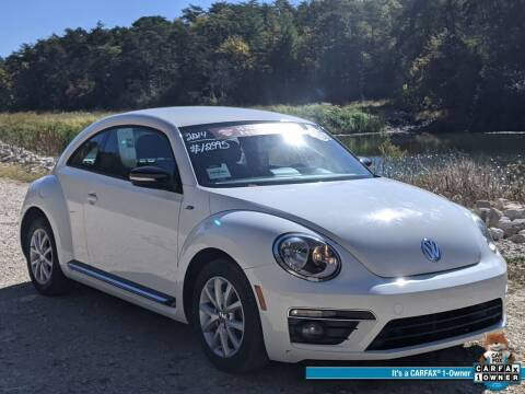 2014 Volkswagen Beetle for sale at Bob Walters Linton Motors in Linton IN