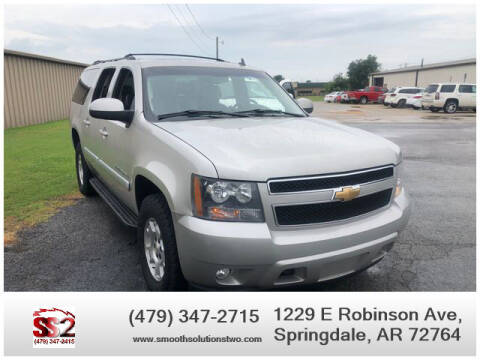 2007 Chevrolet Suburban for sale at Smooth Solutions 2 LLC in Springdale AR