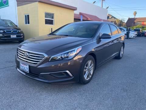 2017 Hyundai Sonata for sale at Auto Ave in Los Angeles CA