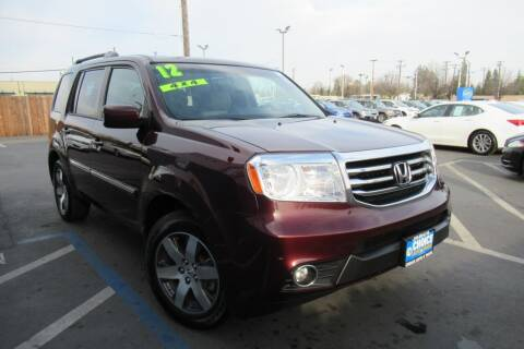 2012 Honda Pilot for sale at Choice Auto & Truck in Sacramento CA