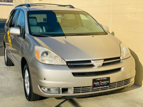 2005 Toyota Sienna for sale at Auto Zoom 916 in Rancho Cordova CA