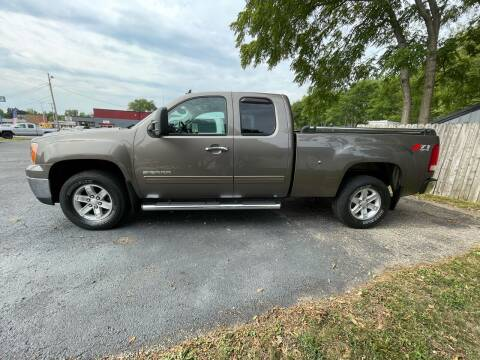 2011 GMC Sierra 1500 for sale at Stach Auto in Janesville WI