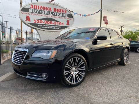 2013 Chrysler 300 for sale at Arizona Drive LLC in Tucson AZ