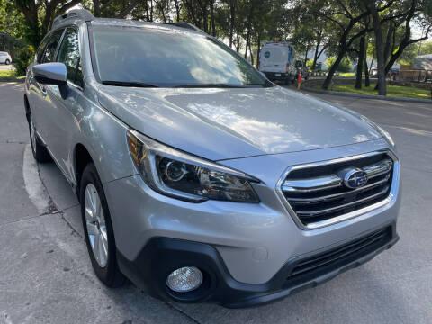 2018 Subaru Outback for sale at PRESTIGE AUTOPLEX LLC in Austin TX
