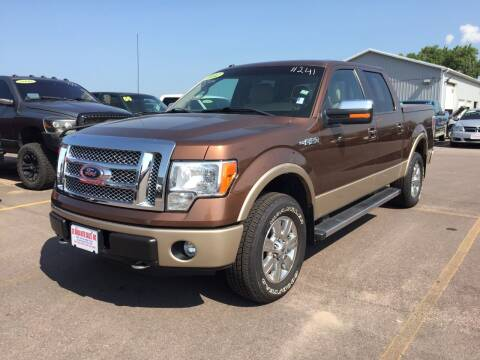 2012 Ford F-150 for sale at De Anda Auto Sales in South Sioux City NE