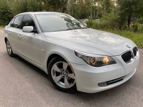2008 BMW 5 Series for sale at Next Autogas Auto Sales in Jacksonville FL
