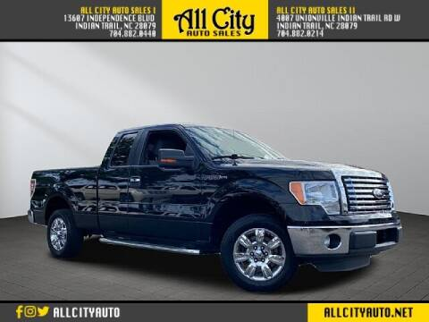 2012 Ford F-150 for sale at All City Auto Sales in Indian Trail NC
