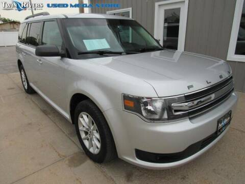 2018 Ford Flex for sale at TWIN RIVERS CHRYSLER JEEP DODGE RAM in Beatrice NE