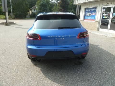2015 Porsche Macan for sale at Medway Imports in Medway MA