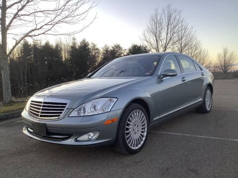 2007 Mercedes-Benz S-Class for sale at Autobahn Motors in Boone NC