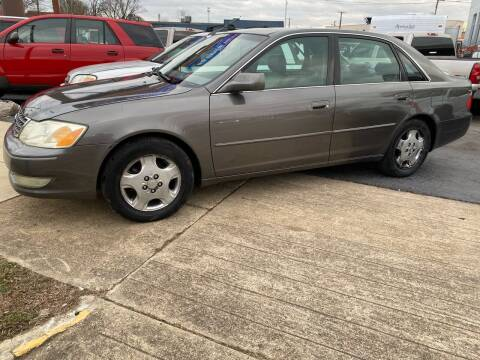 2003 Toyota Avalon for sale at All American Autos in Kingsport TN