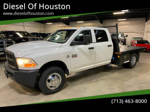 2012 RAM Ram Chassis 3500 for sale at Diesel Of Houston in Houston TX