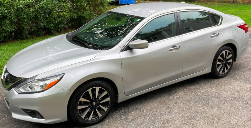 2018 Nissan Altima for sale at Autoworks of Devon in Milford CT