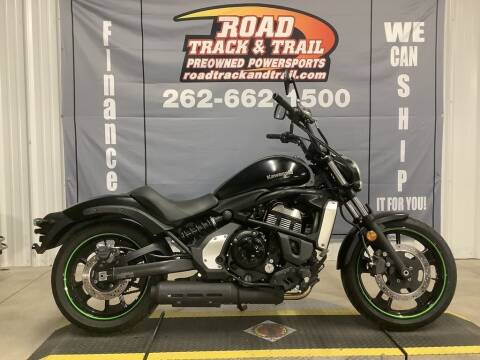 2015 Kawasaki Vulcan for sale at Road Track and Trail in Big Bend WI