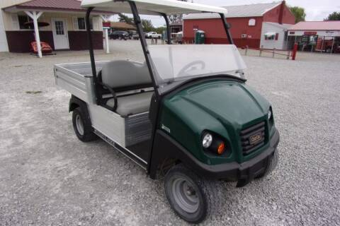 2015 Club Car 48 VOLT Carry All Electric Dump for sale at Area 31 Golf Carts - Electric Utility Carts in Acme PA