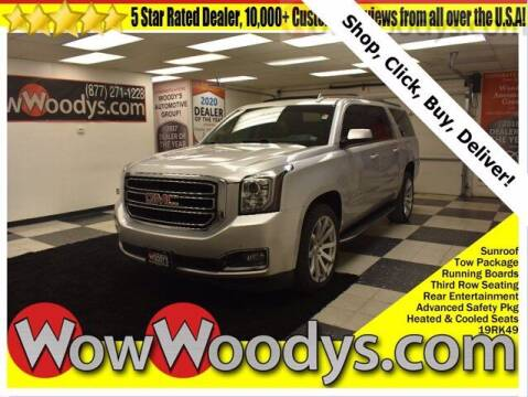 2019 GMC Yukon XL for sale at WOODY'S AUTOMOTIVE GROUP in Chillicothe MO