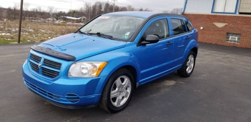 2008 Dodge Caliber for sale at Country Auto Sales in Boardman OH