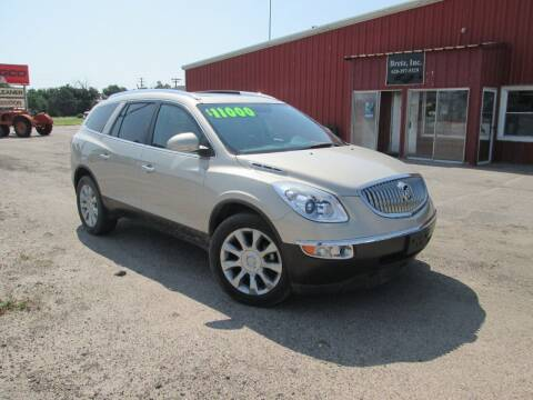 2011 Buick Enclave for sale at Bretz Inc in Dighton KS
