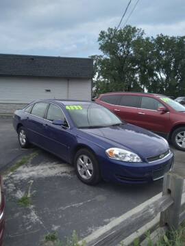2007 Chevrolet Impala for sale at D and D All American Financing in Warren MI