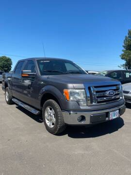 2010 Ford F-150 for sale at M AND S CAR SALES LLC in Independence OR