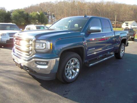 2017 GMC Sierra 1500 for sale at 1-2-3 AUTO SALES, LLC in Branchville NJ