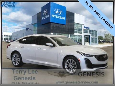2020 Cadillac CT5 for sale at Terry Lee Hyundai in Noblesville IN
