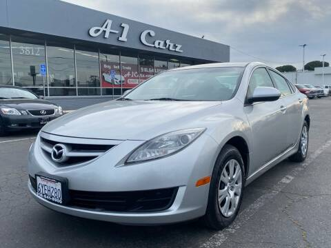 2010 Mazda MAZDA6 for sale at A1 Carz, Inc in Sacramento CA