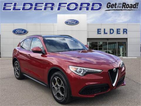 2018 Alfa Romeo Stelvio for sale at Mr Intellectual Cars in Troy MI