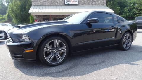 2014 Ford Mustang for sale at Driven Pre-Owned in Lenoir NC