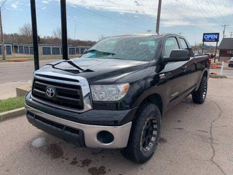 2011 Toyota Tundra for sale at Motor Solution in Sioux Falls SD