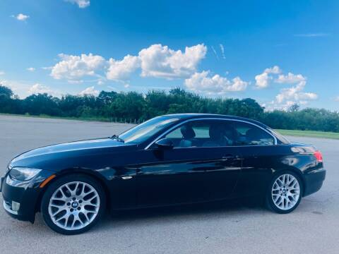 2007 BMW 3 Series for sale at 707 Truck Sales in San Antonio TX