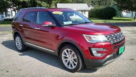 2016 Ford Explorer for sale at Unzen Motors in Milbank SD