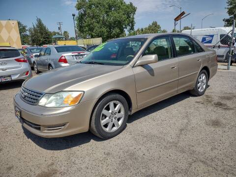 2003 Toyota Avalon for sale at Larry's Auto Sales Inc. in Fresno CA