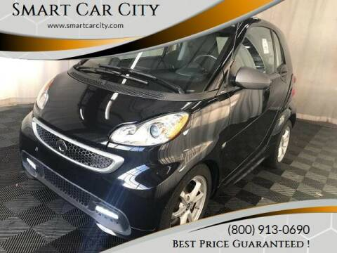 2015 Smart fortwo for sale at Smart Car City in Staten Island NY