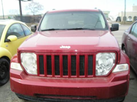 2009 Jeep Liberty for sale at ZJ's Custom Auto Inc. in Roseville MI