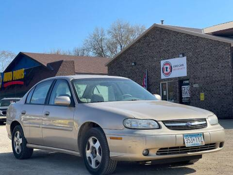 2003 Chevrolet Malibu for sale at Big Man Motors in Farmington MN