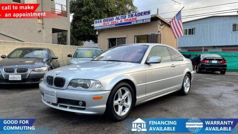 2001 BMW 3 Series for sale at San Diego Auto Traders in San Diego CA
