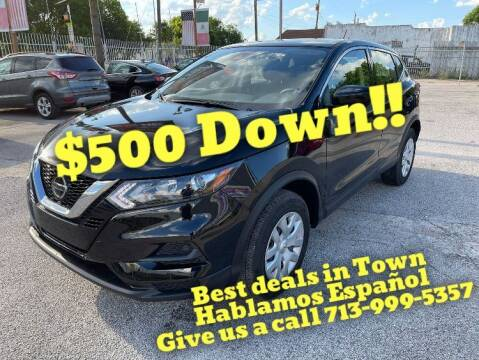 2020 Nissan Rogue Sport for sale at Saipan Auto Sales in Houston TX