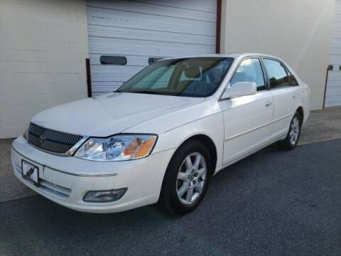 2000 Toyota Avalon for sale at Hi-Lo Auto Sales in Frederick MD