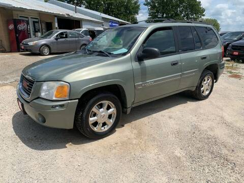 2003 GMC Envoy for sale at GREENFIELD AUTO SALES in Greenfield IA