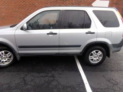 2003 Honda CR-V for sale at West End Auto Sales LLC in Richmond VA