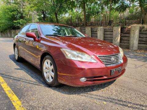 2008 Lexus ES 350 for sale at U.S. Auto Group in Chicago IL