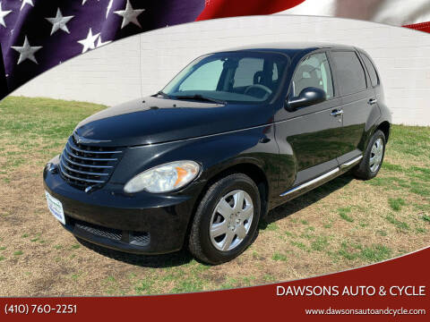 2008 Chrysler PT Cruiser for sale at Dawsons Auto & Cycle in Glen Burnie MD