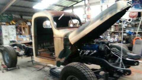 1946 International Rat Rod for sale at Haggle Me Classics in Hobart IN