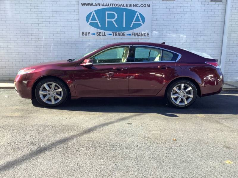 2012 Acura TL for sale at ARIA AUTO SALES INC.COM in Raleigh NC