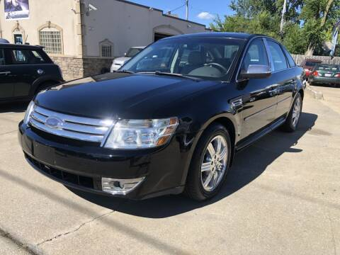 2008 Ford Taurus for sale at AAA Auto Wholesale in Parma OH