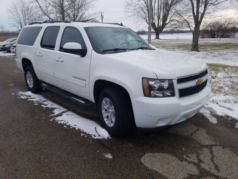 2012 Chevrolet Suburban for sale at David Shiveley in Mount Orab OH