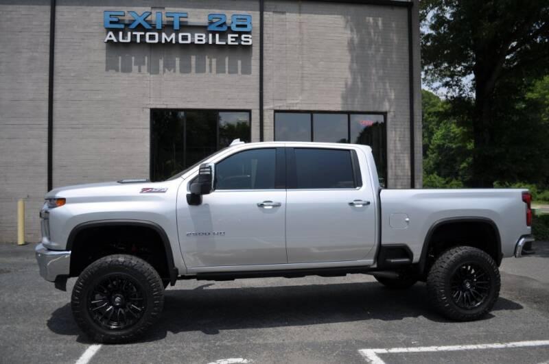2020 Chevrolet Silverado 2500HD for sale at Exit 28 Auto Center LLC in Cornelius NC