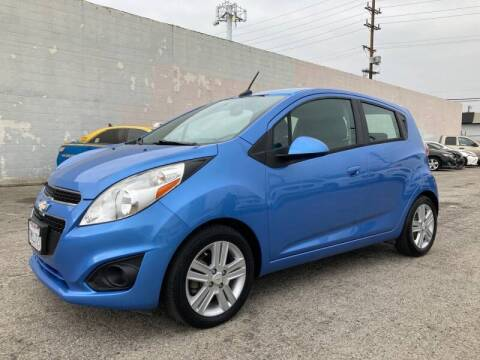 2014 Chevrolet Spark for sale at Trade In Auto Sales in Van Nuys CA