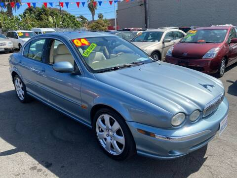 2004 Jaguar X-Type for sale at North County Auto in Oceanside CA